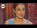 Brie Larson I SAG Awards Acceptance Speech 2016 I TNT