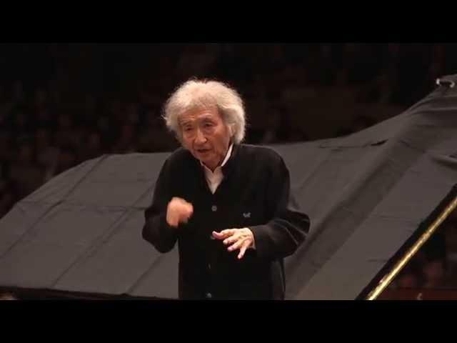 Seiji Ozawa's 80th Birthday Concert (Excerpt)