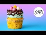 ( https://vk.com/lakomkavk) SPECKLED EGG CUPCAKES ft. Topless Baker - The Scran Line
