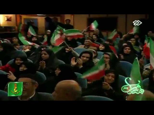 На Иранском государственном канале спели песню на Азербайджанском языке.