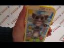 Игровой детский смартфон с фото Кот Том или Микки Маус Kids smartphone 儿童智能手机