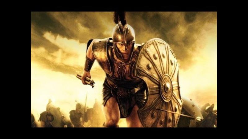 Поединок. Ахиллес (Греция) VS. Леонид (Спарта)/Fight. Achilles (Greece) VS. Leonidas (Sparta)
