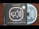 Scooter Back To The Heavyweight Jam unboxing cd