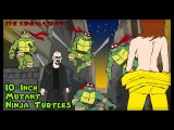 The Cinema Snob: TEN INCH MUTANT NINJA TURTLES