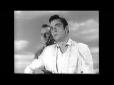 I Walk The Line - Johnny Cash - Live TV performance 1957