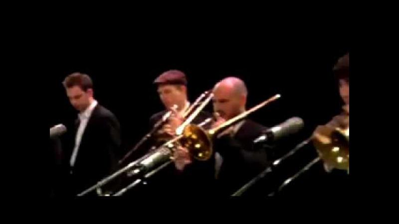Bobby Sanabria MSM Afro-Cuban Jazz Orchestra.mov