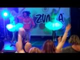 Ukrainian ZIN team LIVE class in Kiev (ХА-ХА-ХА Dacne-Pop)