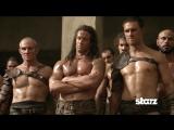 Спартак Кровь и песок/Spartacus: Blood and Sand (2010 - 2013) Фрагмент (сезон 1, эпизод 8)