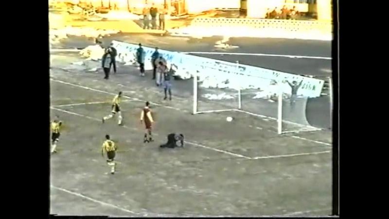 ЧУ 1996/97. 20-й тур. Ворскла - Зірка-НІБАС (Кіровоград) 3-0 (Шарій, 2-0)