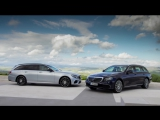 The new Mercedes-Benz E-Class Estate