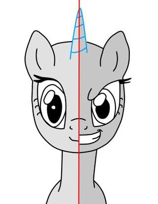 малитал пони манекены картинки