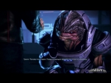 Mass Effect 3 A nice holiday of Grunt. By J.M.Denim