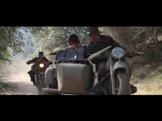 Рыцари на мотоциклах (Индиана Джонс и последний крестовый поход)