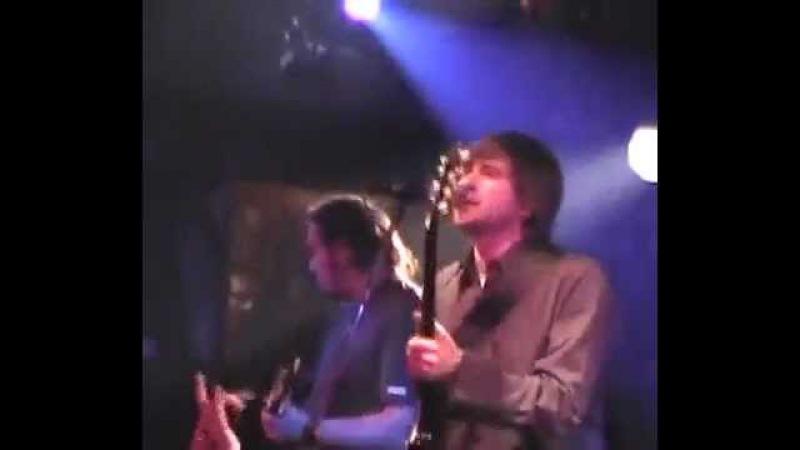 Сплин - Свет Горел Всю Ночь (Live @ Старый Дом, 12.03.2005)