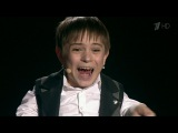 Миллионы зрителей шоу «Голос. Дети» отдали победу Данилу Плужникову. Новости. Первый канал