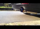 IS250 Invidia Exhaust Invidia midpipe outside sound