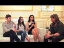 Shawn Christensen, Fatima Ptacek and Emmy Rossum talk 'Before I Disappear'