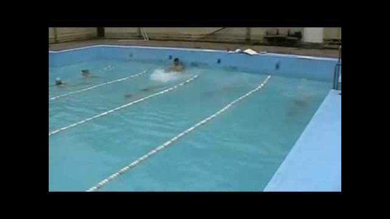 Скоростно-силовые упр.на отрезке 25 м