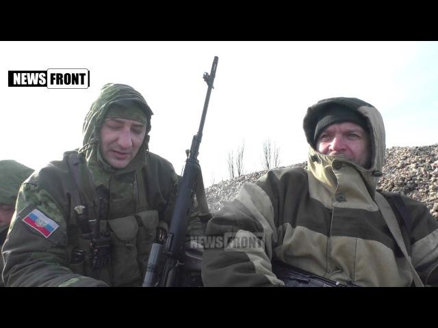 Боец армии ДНР Беларус рассказал о минских соглашениях и нацистах в рядах ВСУ