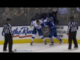J.T. Brown vs Connor Carrick Feb 29, 2016