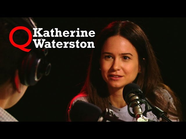 Inherent Vice star Katherine Waterston