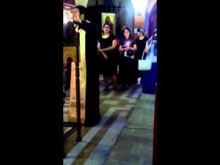 Схиархимандрит Серафим Бит Хариби - Неизвестная молитва