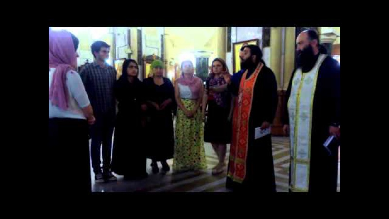 Схиархимандрит Серафим Битбунов Трисвятое на арамейском и молитвы у иконы Бог смотреть онлайн без регистрации