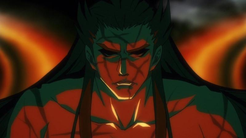Garo: Guren no Tsuki (Crimson Moon) TV-2 / Гаро: Багровая луна ТВ-2 - 24 серия END [Ancord,Jade, JAM, BalFor, Cuba77...(AniDub M