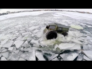 ШЕРП - SHERP - Вездеход Алексея Гарагашьяна