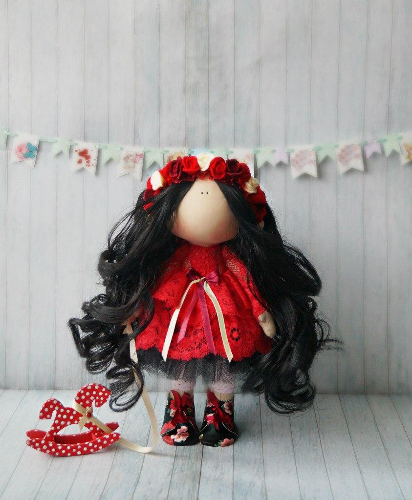 куклы для интерьера