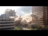 Энциклопедия оружия. Взрывы зданий. Топ 10 самых красивых сносов строений