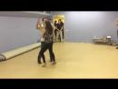 Бачата. Урок 19.01.16 (младшая группа)  Bachata  S'танция