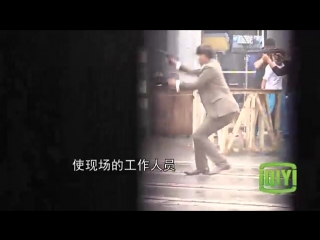 [VIDEO] 160704 ZTao @ filming 'The Game Changer'