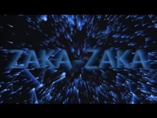 YouTube Intro Zaka-Zaka. Work_aho™. Первая версия