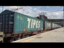 E190 322 sul MRS 67012 Piedimonte V S L Aquino Terni in transito a Roma Tiburtina