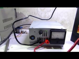 Зарядное устройство из компьютерного блока питания