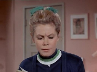 Моя жена меня приворожила(Bewitched;Околдованный)(США,1964-1972г.г.)Сезон 4,8-я серия(115-я серия)