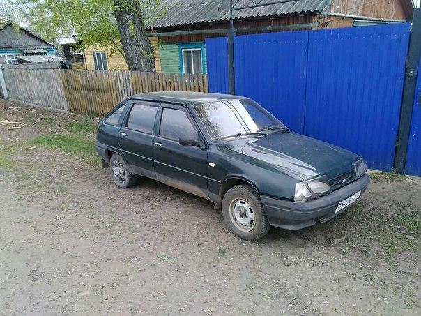 Житель Иркутской области угнал из Нижнекамска «Иж» стоимостью 28 000 рублей