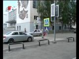 Автомобильное движение у Дворца культуры ПНТЗ упорядочили. На центральной площади Первоуральска появились новые светофоры.