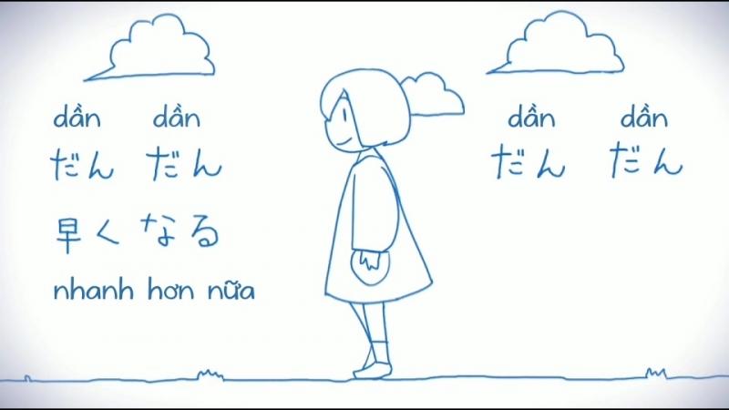 [NNDFC] Dan Dan Hayaku Naru - 40mP ft. 96neko -Utaite Vietsub-