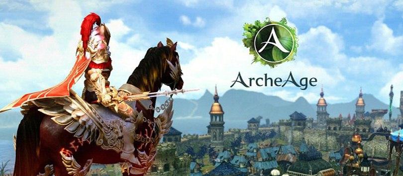 Глобальное обновление 2.9 в ArcheAge!
