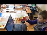 Занятия для детей 5-8 лет по LEGO конструированию Перворобот WeDo