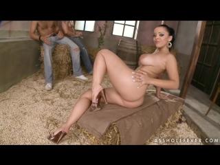 деревенское анал порно