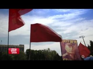 Украина Маски Революции (На русском)  HD-720, Canal , 01.02.2016 год