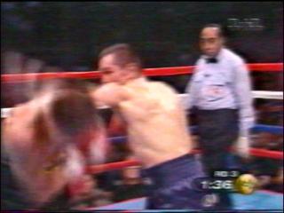 Лучшие боксёрские поединки 2003 г. 2 часть(любительская версия) Гендлин ст.