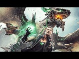 Scalebound Gameplay Boss Fight Co-Op (E3 2016)