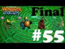 Monster Legends 55 - проходим пасхальный лабиринт часть 4 Thunderon Eggknock Chocobunny Lepu