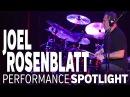 Joel Rosenblatt Performance at Montreal Drumfest