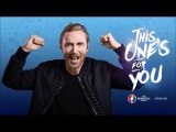 NEW EURO 2016 ! David Guetta ft Zara Larsson - This one's for you (official)