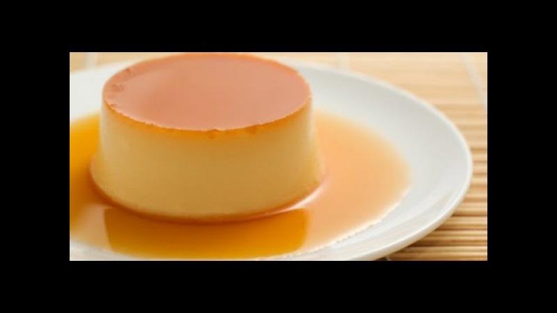 Creme Caramel Leche Flan | One Pot Chef